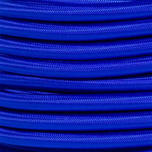 Electric Blue - 3/8 inch Shock Cord