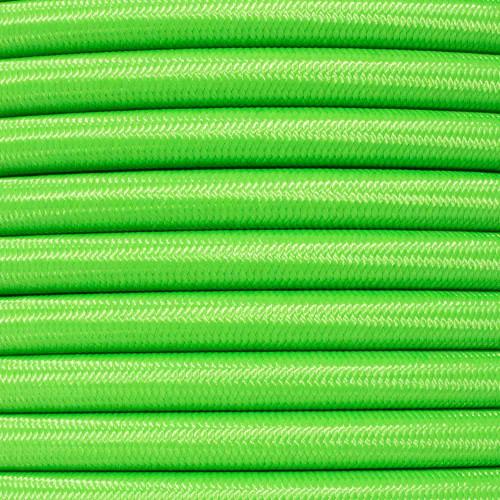 Neon Green - 3/8 inch Shock Cord