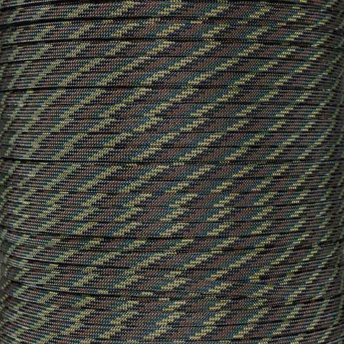 Camo Pattern - 650 Coreless Paracord