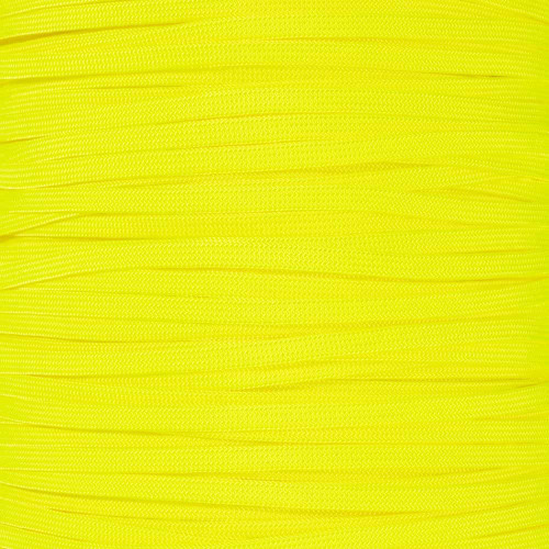 Neon Yellow - 650 Coreless Paracord
