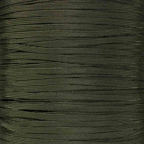 Olive Drab - 650 Coreless Paracord