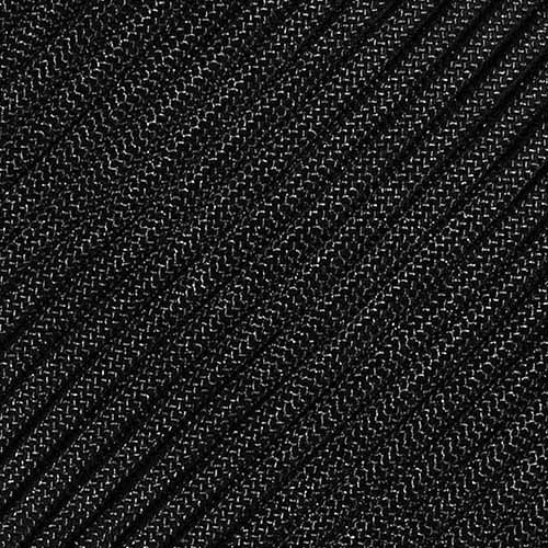 Black - 550 Cali Cord - 100 Feet