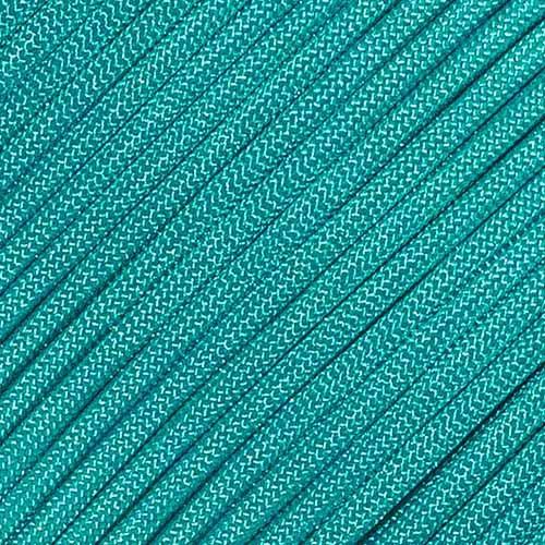 Neon Turquoise - 550 Cali Cord - 100 Feet