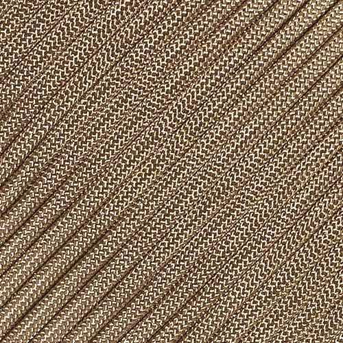 Tan - 550 Cali Cord - 100 Feet