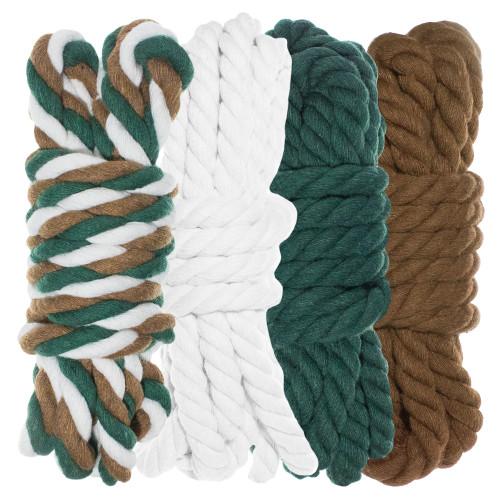 "1/4"" Twisted Cotton Rope Kit - Backwoods Camo"