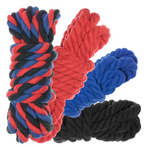 "1/2"" Twisted Cotton Rope 40' Kit - Imperial"