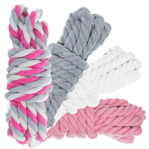 """1/2"""" Twisted Cotton Rope 40' Kit - WGP"""
