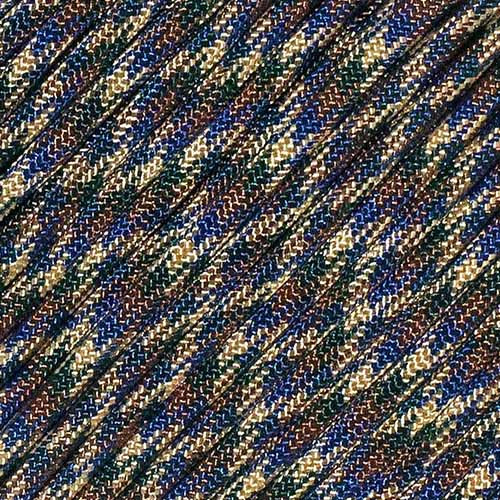Camo Pattern - 550 Cali Cord - 100 Feet
