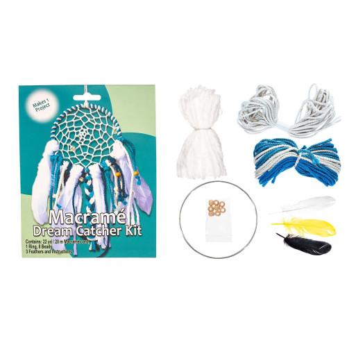 Macrame Dream Catcher Kit