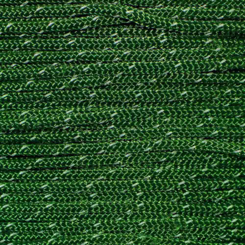 Kelly Green - Reflective 95 Paracord