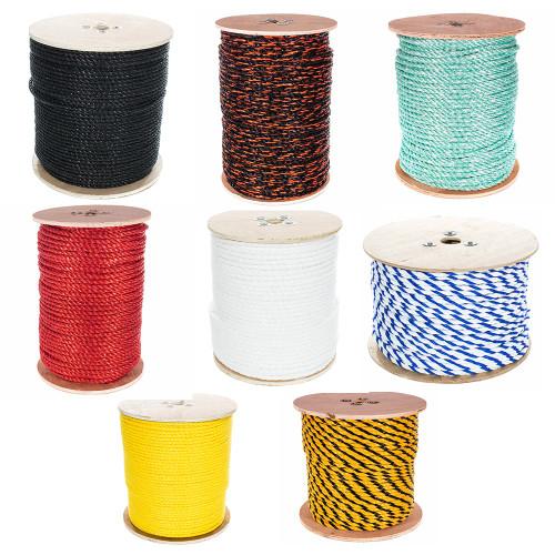 "3/8"" Polypropylene Rope"