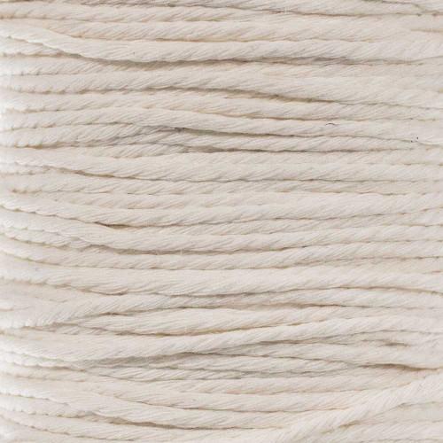 3 mm Cotton Rope Spool - 200 Meters