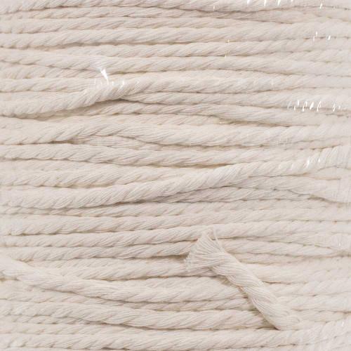 4 mm Cotton Rope Spool - 200 Meters