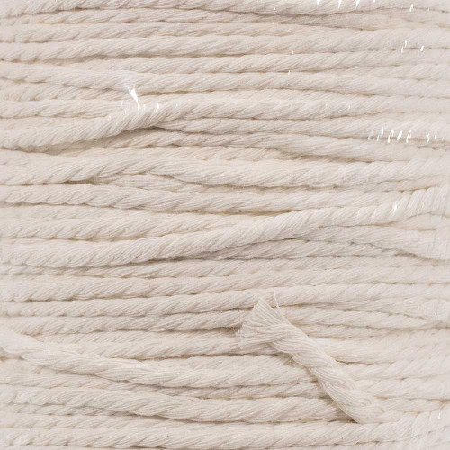 4 mm Cotton Rope Spool - 200 Meters
