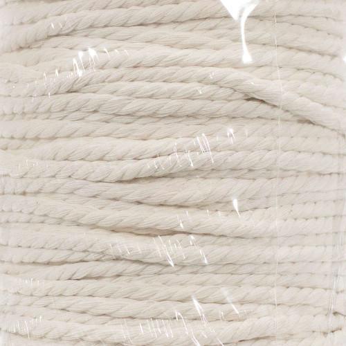 5 mm Cotton Rope Spool - 100 Meters