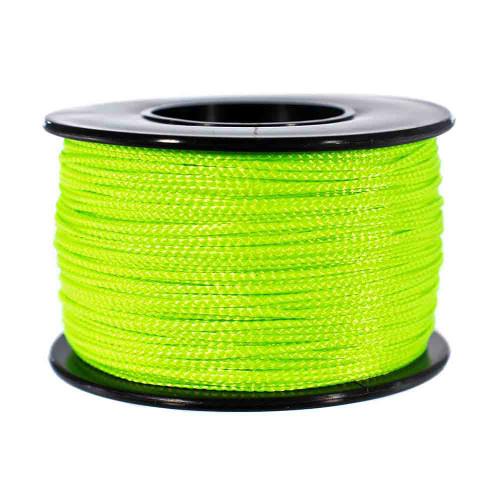 Neon Green Nano Cord - 300 Feet