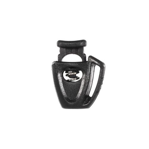 Micro Slider Cord Locks - Black