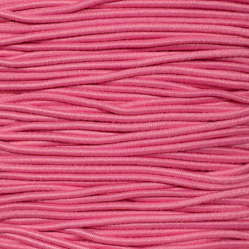 Light Pink - 1/16 inch Elastic Cord