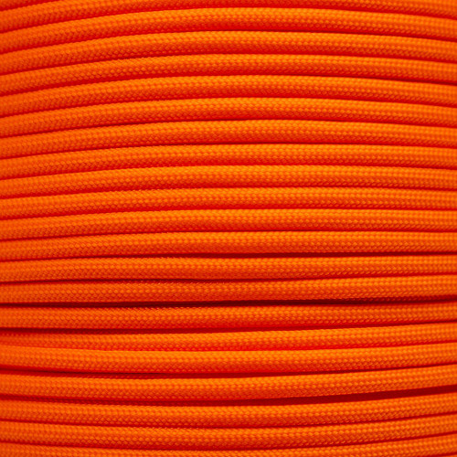 Blaze Orange - 550 Paracord