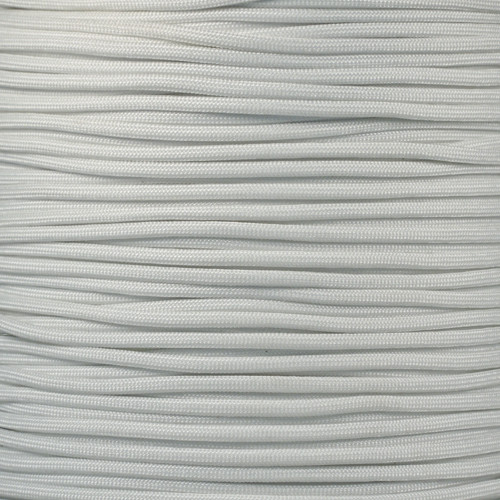 100-Feet Pepperell 4mm Parachute Cord White