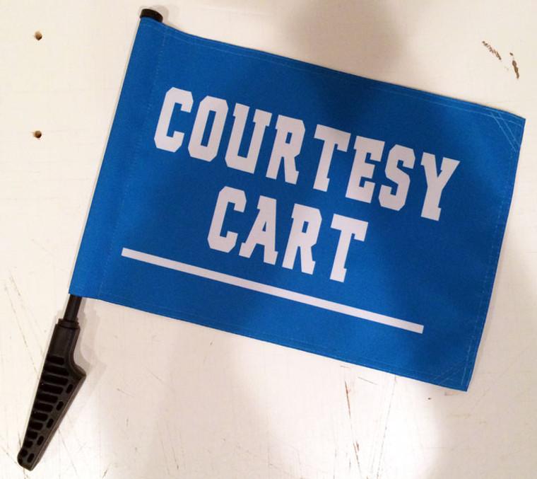 Golf Cart Flag