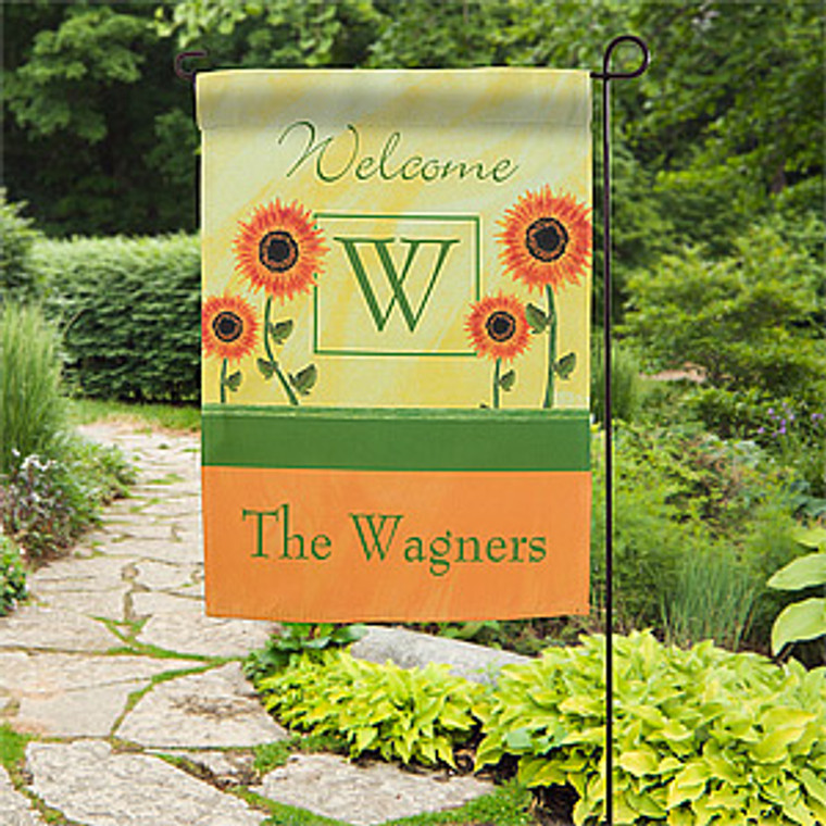 Garden Flags Deluxe (Printed both sides on blocker fabric)