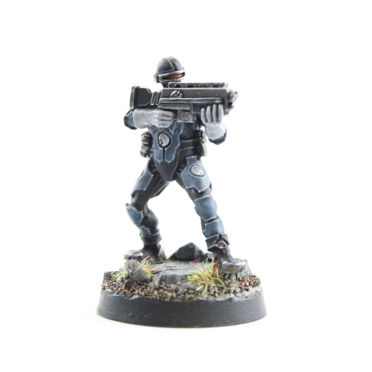Sci-Fi Miniature Enforcers - Enforcer 1