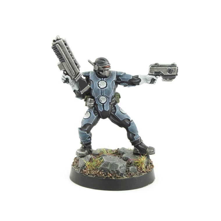 Sci-Fi Miniature Enforcers - Enforcer 2