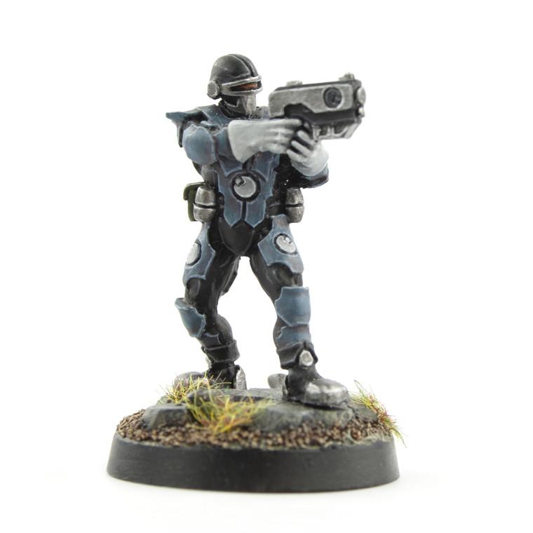 Sci-Fi Miniature Enforcers - Enforcer 5