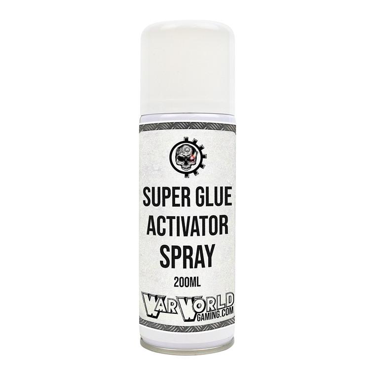 Superglue Accelerator Spray