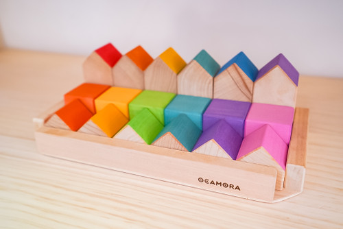 Ocamora Houses and Cubes