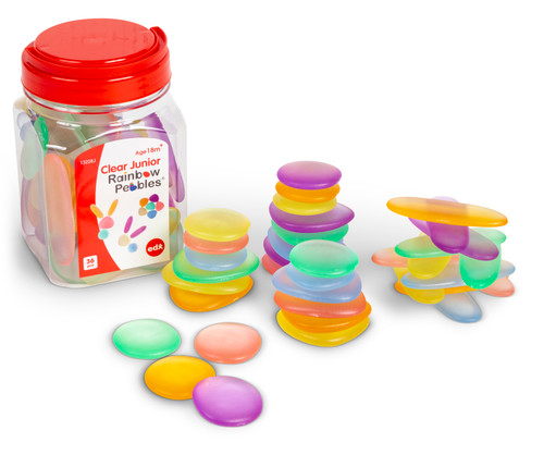 Junior Rainbow Pebbles