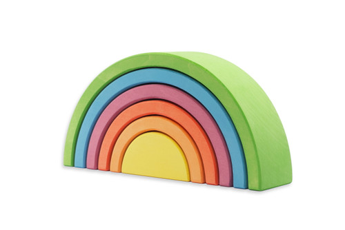 Ocamora 6 Piece Rainbow