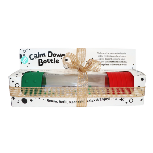 Jellystone Christmas DIY Calm Down Bottle