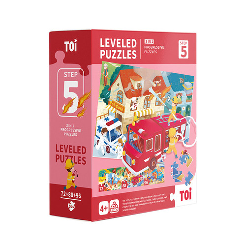 Levelled Puzzles- Step 5 (Life)