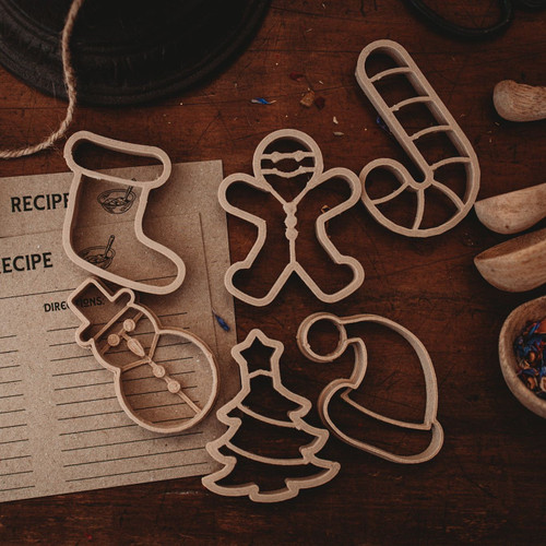 Christmas Eco Cutters
