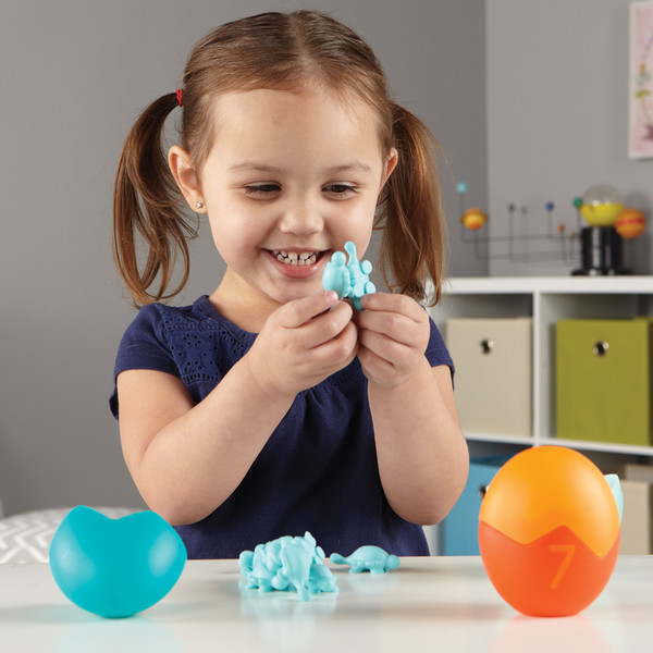 Counting Dino Activity Set