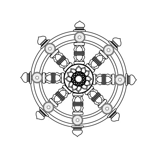 AF1175U - Buddhist Chaplain