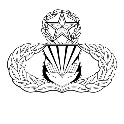 AF184U - Chaplain Assistant - Master