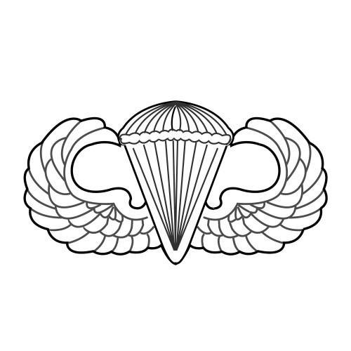 AF30U - Parachutist - Basic