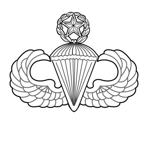 AF32U - Parachutist - Master