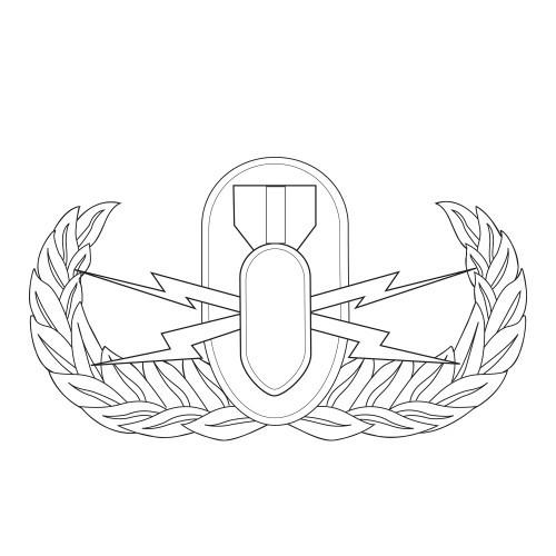 AF54U - Explosive Ordnance - Basic
