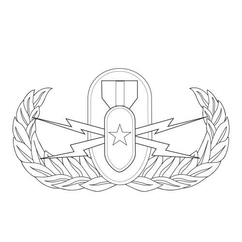 AF55U - Explosive Ordnance - Senior