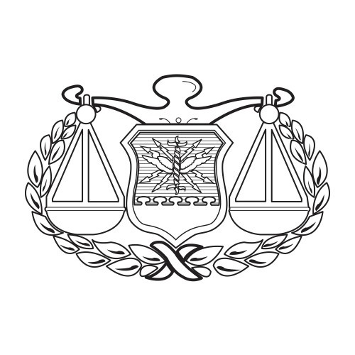 AF914U - Judge Advocate