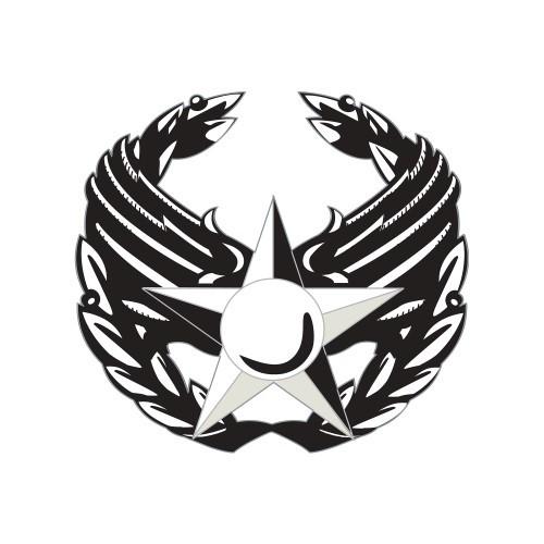 AF950U - Commanders Badge