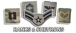Shop Ranks & Chevrons