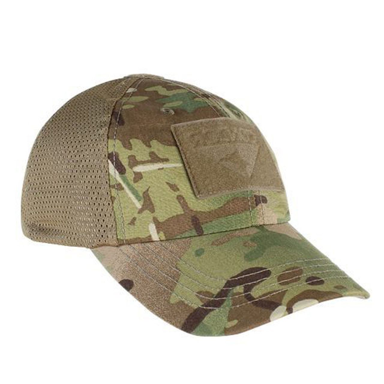 Tactical Black Multicam Ops Cap