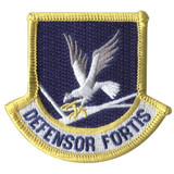 Defensor Fortis Enlisted Flash patch for Security Forces Beret