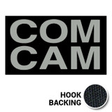 COMCAM IR Duty Identifier Tab Patch with hook backing