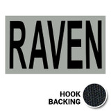 RAVEN IR Duty Identifier Tab Patch with hook backing